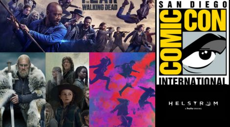Comic-Con 2020: paneles de Helstrom, universo The Walking Dead y Vikings