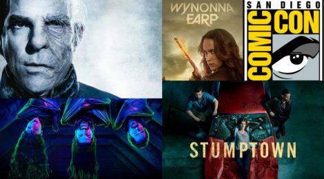 Comic-Con 2020: paneles de NOS4A2, Wynonna Earp, What We Do in the Shadows y Stumptown