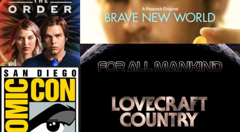 Comic-Con 2020: paneles de For All Mankind, Lovecraft Country, Brave New World y The Order