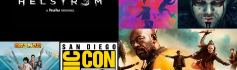 Comic-Con 2020: Helstrom, Archer, Vikings, Fear the Walking Dead y World Beyond