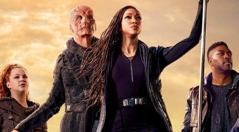Star Trek Discovery: nuevo tráiler de la tercera temporada