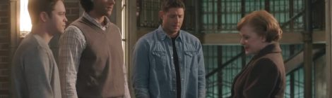 Review Supernatural: Last Holiday
