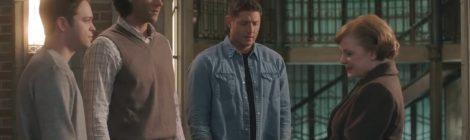 Review Supernatural: Last Holiday