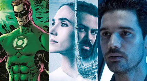 Combo de Noticias: Green Lantern, Snowpiercer y The Expanse