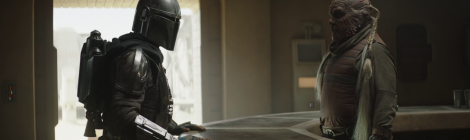 Review The Mandalorian: Chapter Nine - The Marshal