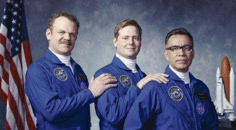 Pilotos: Moonbase 8