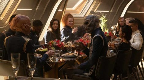 Review Star Trek Discovery: Forget Me Not