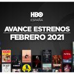Estrenos de HBO España en febrero