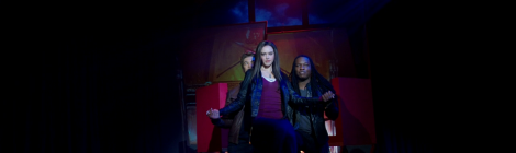 Review Legacies: Salvatore: The Musical !