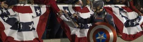 Review The Falcon and the Winter Soldier: The Star Spangled Man