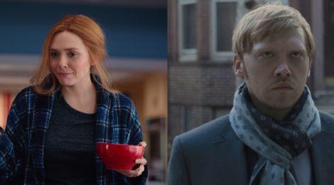 Spammers del Mes (febrero): Elizabeth Olsen y Rupert Grint