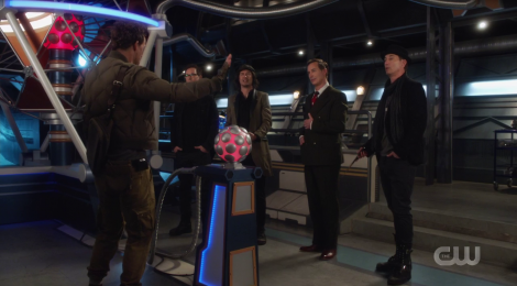 Review The Flash: All's Wells That Ends Wells