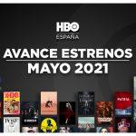 Estrenos de HBO España en mayo