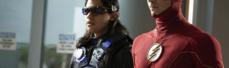 Review The Flash: Central City Strong / Fear Me
