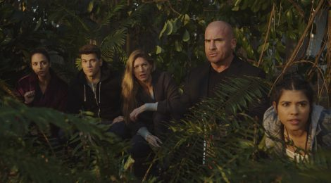 Review Legends of Tomorrow: Bay of Squids