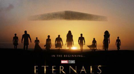 Eternals: teaser y póster