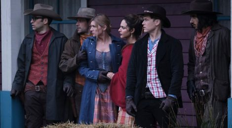 Review Legends of Tomorrow: Stressed Western