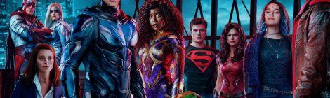 Titans: tráiler y póster de la tercera temporada