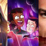 Combo de Vídeos: Doctor Who, Star Trek Lower Decks y Dexter