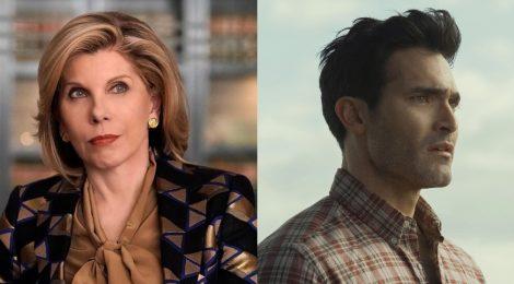 Spammers del Mes (junio): Christine Baranski y Tyler Hoechlin