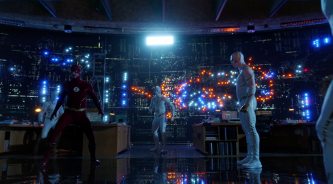 Review The Flash: Enemy at the Gates