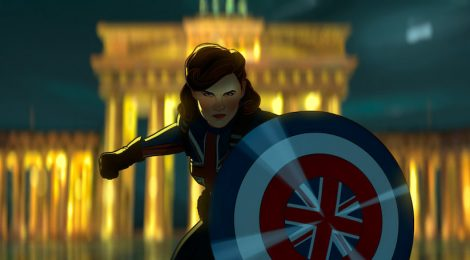 Review What If...?: What If... Captain Carter Were the First Avenger ?