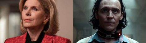 Spammers del Mes (julio): Christine Baranski y Tom Hiddleston
