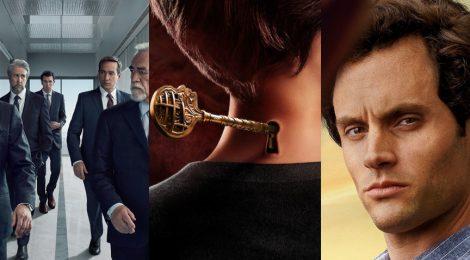 Combo de Vídeos: Succession, Locke and Key y You