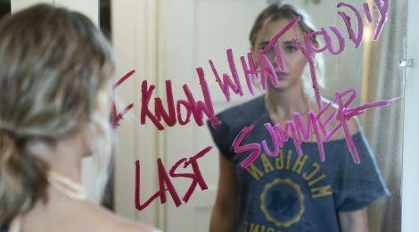 Sé lo que hicisteis el último verano ... aunque tampoco es que me importe mucho